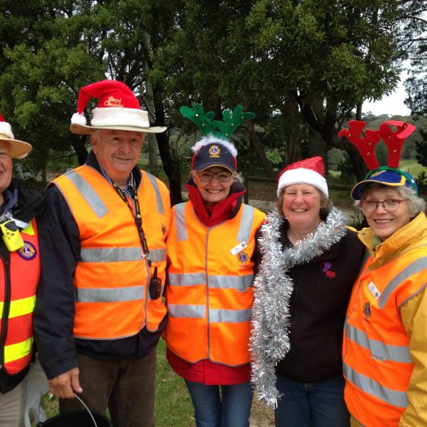 Each month Flinders and Red Hill Lions manage the parking for the Red Hill Market