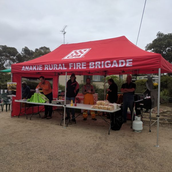 Community BBQ and Fire Awareness