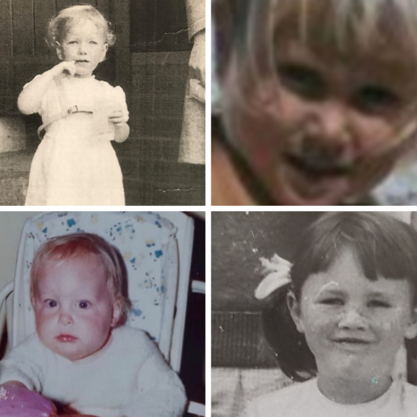 Celebrating National Volunteer Week we requested some baby photos and introduced a competition to see if we could identify them. This is just a small selection!